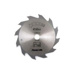 Black & Decker Pirahna X13250 TCT Circular Saw Blade 160mm x 20mm 12 Teeth