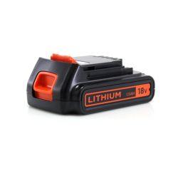 Black & Decker BL1518 18 Volt 1.5Ah Li-Ion Slide Battery Pack