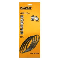 Dewalt DT8462 Cordless Bandsaw Blade - 835mm x 12mm x 24TPI - Metal