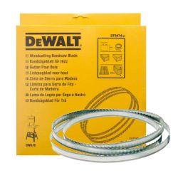 Dewalt DT8474 Bandsaw Blade - 2215mm x 20mm x 4TPI - Wood