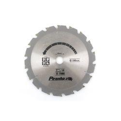 Black & Decker X15375 TCT Circular Saw Blade 190mm x 20mm 18 Teeth