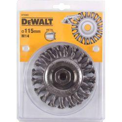 DeWalt DT3502 Twisted Knot Wire Wheel