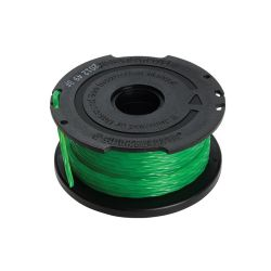 Black & Decker A6482 2.0mm x 6m String Trimmer Strimmer Green Replacement HPP Auto Feed Spool & Line