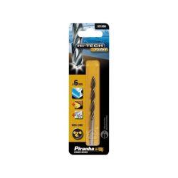 Black & Decker X51068 Piranha Bullet Bit (1) 6.0mm x 93mm - For Metals, Wood, Plastics