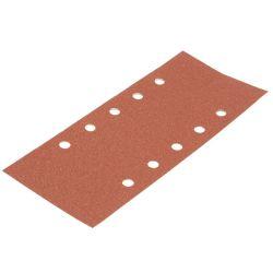 Black & Decker 1/2 Sanding Sheets Orbital 115mm x 280mm X31071 (5) 100g