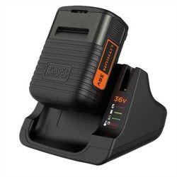 Black & Decker BDC2A36 36V Charger & Battery