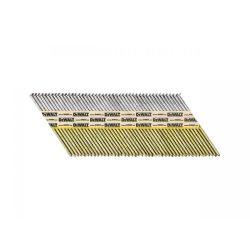 DeWalt DNPT28R63 Galvanised 33 Angle Ring Shank Nails 2.8 x 63mm (2200)