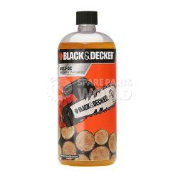 Black & Decker A6023 1 Litre of Universal Chainsaw Oil