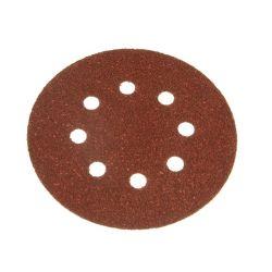 Black & Decker X32027 Pack of 5 125mm Perforated Random Orbit Sanding Discs 60G