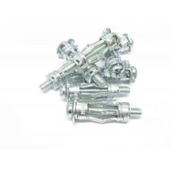 Molly M6 x 34mm Wall Fixings with Screws