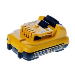 DeWalt DCB127 10.8 Volt 2.0Ah XR Li-Ion Slide Battery Pack