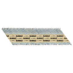DEWALT DNPT31R90 Galvanised 33 Angle Ring Shank Nails 3.1 x 90mm (2200)