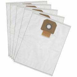 DeWalt DWV9402 Pack of 5 Fleece Dust Collection Bags