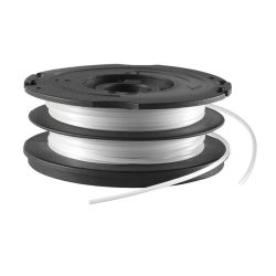 Black & Decker A6495 String Trimmer Strimmer Replacement 1.5mm x 6m Double Spool & Line For GL701 GL716 GL720 GL741