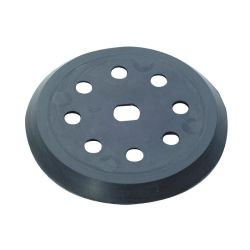 Black & Decker X32312 5 inch / 125mm Medium Hard Rubber Velcro Backing Pad for Sanders
