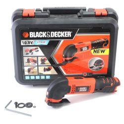Black & Decker HPL108N Multi-Tool 10.8 Volt Body With Kitbox