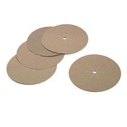 Black & Decker Piranha X32006 Pack of 5 125mm White Alox Sanding Discs - 80 Grit - USE STA32006