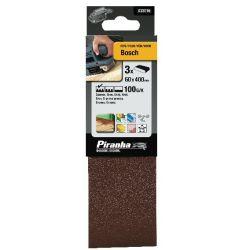 [NO LONGER AVAILABLE] Black & Decker Sanding Belts - 60 X 400 100G