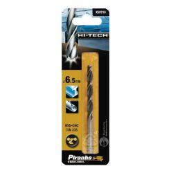 Black & Decker Piranha X50716 6.5mm x 101mm HSS-CNC Drill Bit - For Metals