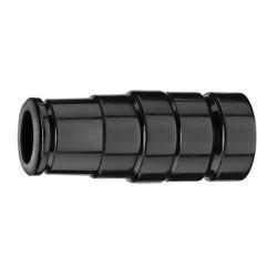 "Dewalt DWV9120 35mm Rubber Adapter Fits Ports With 1.37"" - 1.54"" OD"