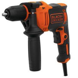 Black & Decker BEH710K 710W Corded Hammer Drill with Accessories
