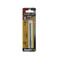 Black & Decker Piranha X53013 Super-Lok 5mm Hex Shank Masonry Drill Bit