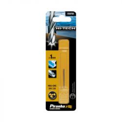 Black & Decker X50750 1mm HSS-CNC Metal Drill Bit 34mm Length