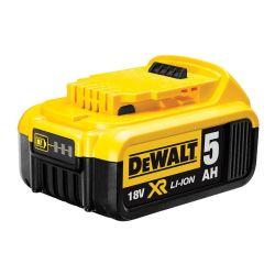 DeWalt DCB184 18 Volt 5.0Ah Li-Ion XR Slide Battery Pack