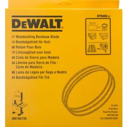 Dewalt DT8482 Bandsaw Blade - 2095mm x 16mm x 4TPI - Wood
