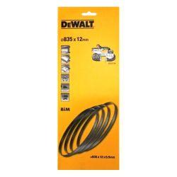 Dewalt DT8461 Cordless Bandsaw Blade - 835mm x 12mm x 18TPI - Metal