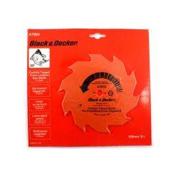 Black & Decker A7692 TCT Blade 156mm x 12.7mm 10 Teeth