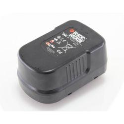 Black & Decker A1714 14.4 Volt 1.7Ah Ni-Cd Firestorm Slide Battery Pack