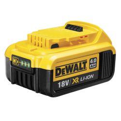 Genuine DeWalt DCB182 18 Volt 4.0Ah XR Li-Ion Slide-On Battery Pack