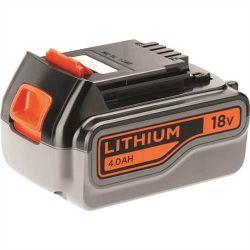 Black & Decker BL4018 Li-ion Battery 18 Volt 4Ah