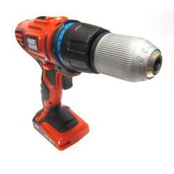 Black & Decker HP188F4L 18 Volt Li-Ion Cordless Combi Hammer Drill Driver Body Only Bare Unit