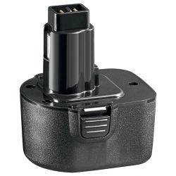 [NO LONGER AVAILABLE] Black & Decker A9252 12 Volt 1.2Ah Ni-Cd Push In Battery Pack