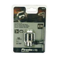 Black & Decker X66320 Chuck + Key 10 mm. 1/2 inch x 20
