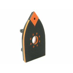 Black & Decker X32412 Piranha Pointed Platen Backing Pad for Multi Sander