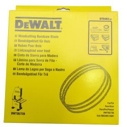 Dewalt DT8483 Bandsaw Blade - 2095mm x 6mm x 8TPI - Wood