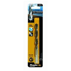 Black & Decker Piranha X50726 Hi-Tech HSS-CNC 11mm x 142mm Drill Bit - For Metals