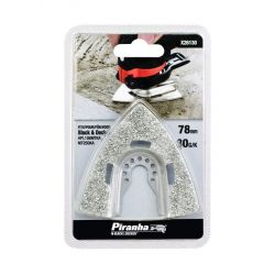 Black & Decker Piranha X26130 78mm 30G Multi Tool Carbide Rasp